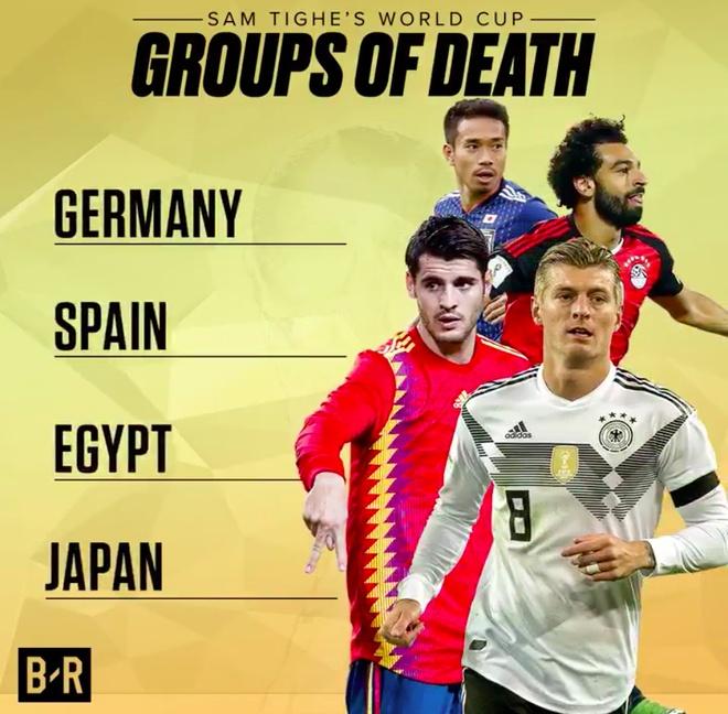 Kha nang co nhieu bang tu than o World Cup 2018 hinh anh 3