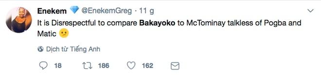 Kien tao cho Salah ghi ban, Bakayoko bi goi la noi nhuc hinh anh 9