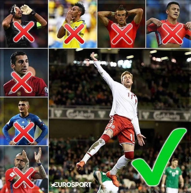 'Chua te' Bendtner len ngoi vua pha luoi lan dau tien trong doi hinh anh 6