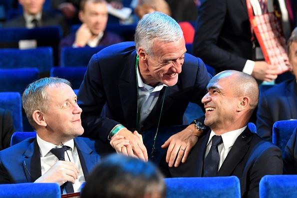 Tong thong Putin chung kien Maradona hon tran Pele o le boc tham hinh anh 9