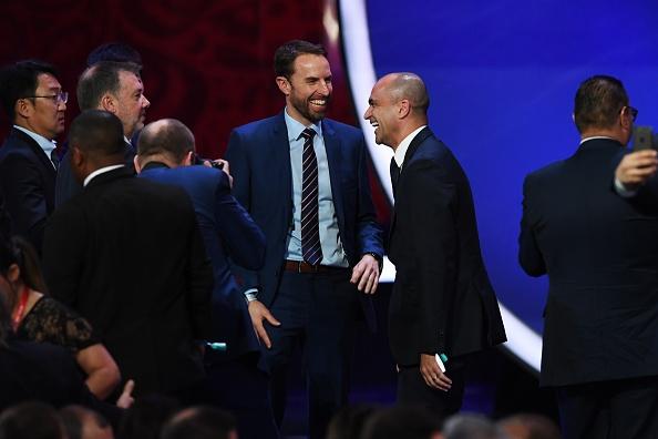 Tong thong Putin chung kien Maradona hon tran Pele o le boc tham hinh anh 15
