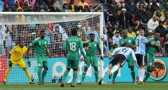 duyen no Argentina vs Nigeria anh 2