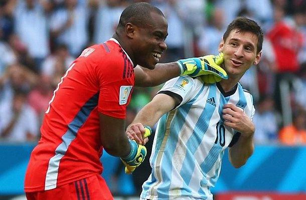Argentina - Nigeria duyen no den muc kho tuong tuong hinh anh