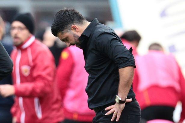 HLV Gattuso: 'Bi dao dam khong dau bang thung luoi kieu nay' hinh anh 1