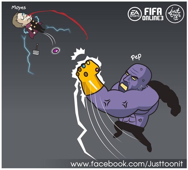 Biem hoa NH Anh theo trailer 'Avengers: Infinity War' dang gay sot hinh anh 2