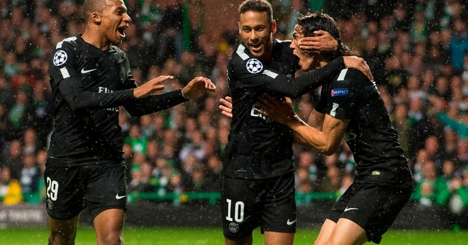 Neymar, Ronaldo va giai NH Anh cung san thanh tich vo tien khoang hau hinh anh 1