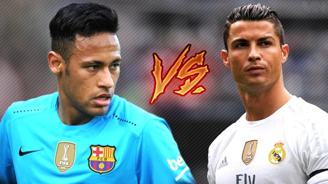 Neymar, Ronaldo va giai NH Anh cung san thanh tich vo tien khoang hau hinh anh