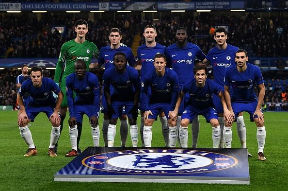 Chelsea mat ngoi dau, Atletico xuong choi Europa League hinh anh 1