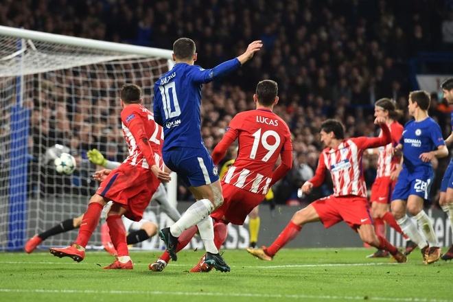 Chelsea mat ngoi dau, Atletico xuong choi Europa League hinh anh 5