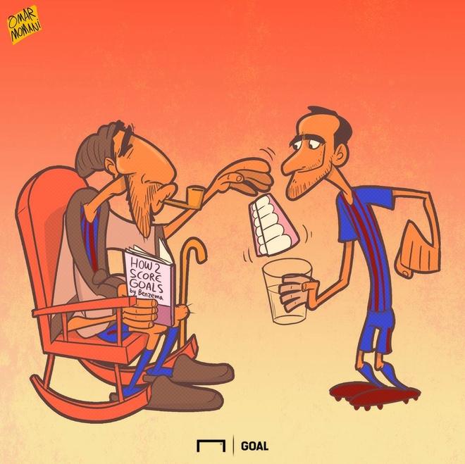 Biem hoa Wenger ngat xiu sau vong bang Champions League hinh anh 6