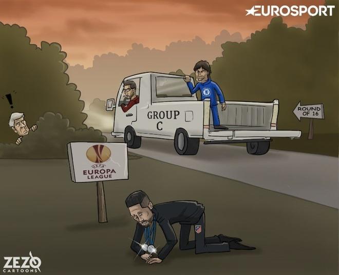 Biem hoa Wenger ngat xiu sau vong bang Champions League hinh anh 4
