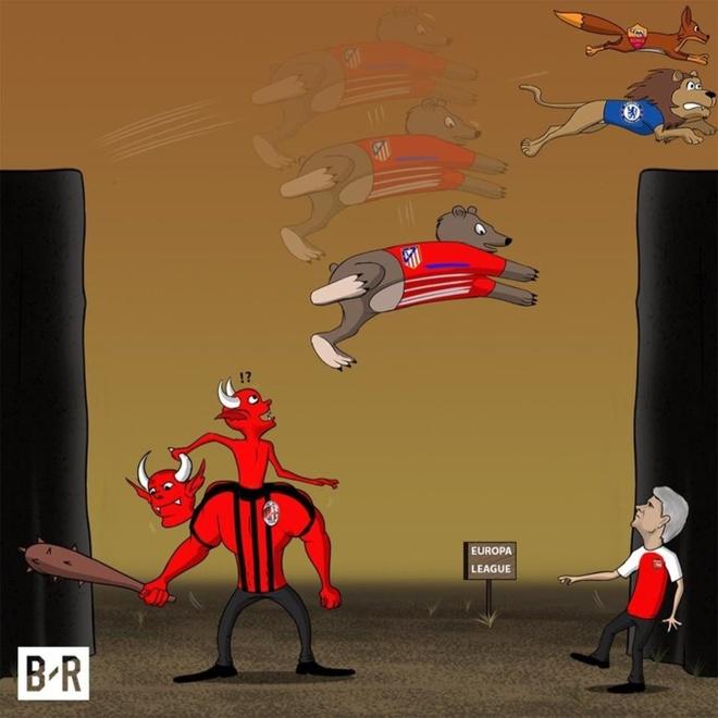 Biem hoa Wenger ngat xiu sau vong bang Champions League hinh anh 2