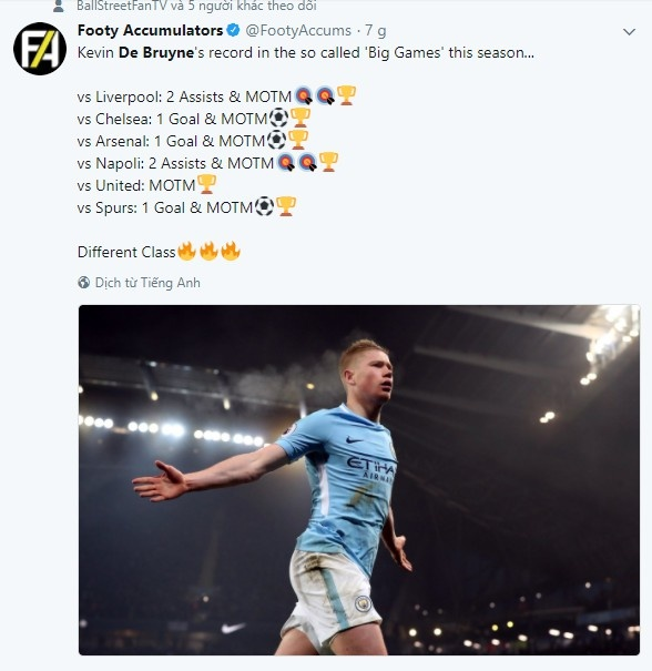Pep Guardiola: 'Toi can loi voi De Bruyne' hinh anh 5