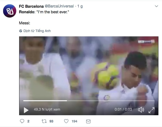 Ronaldo hung mua che nhao trong ngay mat tich o El Clasico hinh anh 7
