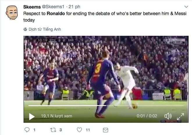 Ronaldo hung mua che nhao trong ngay mat tich o El Clasico hinh anh 11
