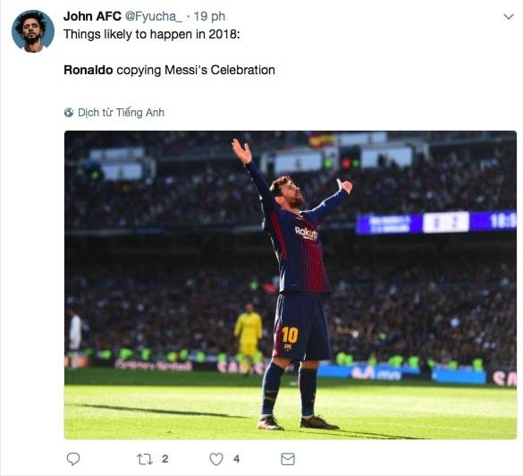 Ronaldo hung mua che nhao trong ngay mat tich o El Clasico hinh anh 2