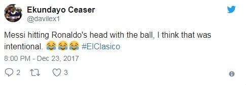 Ronaldo hung mua che nhao trong ngay mat tich o El Clasico hinh anh 8