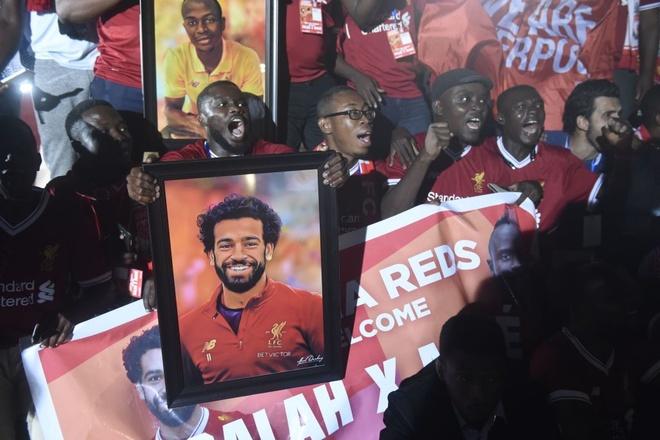 Salah thang giai Cau thu hay nhat chau Phi 2017 hinh anh 7