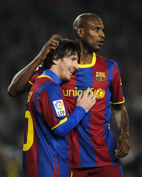 Su that chuyen Messi yeu cau Abidal dung gui video khi bi benh hinh anh 1