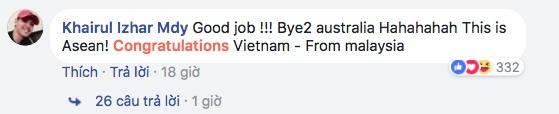 CDV quoc te chuc mung Viet Nam ha guc Australia hinh anh 9