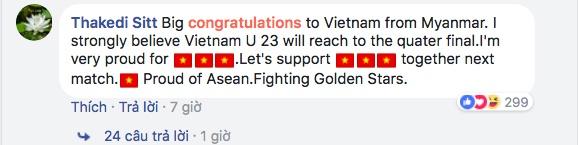 CDV quoc te chuc mung Viet Nam ha guc Australia hinh anh 4