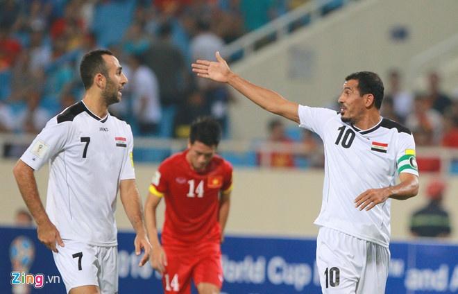 Trong tai Australia bat tran U23 VN - Iraq dinh nhieu tai tieng hinh anh 1