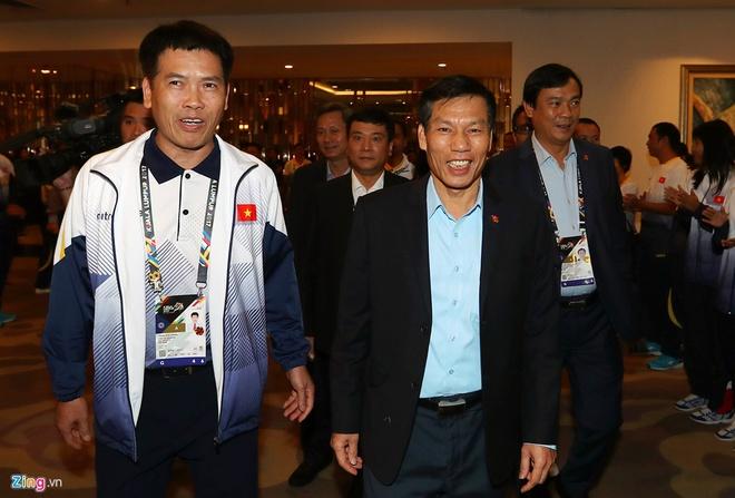 Thu tuong chuc mung tuyen Viet Nam lan dau vao ban ket U23 chau A hinh anh 2