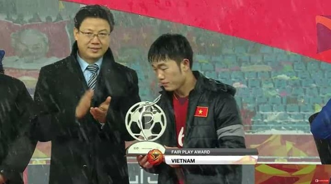 U23 Viet Nam doat giai choi dep nhat U23 chau A 2018 hinh anh 2