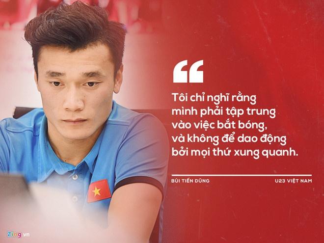 'Thanh Hoa Nen Cho Muon Bui Tien Dung' Hinh Anh 1. Tiến Dũng Đã Giải Quyết  ...