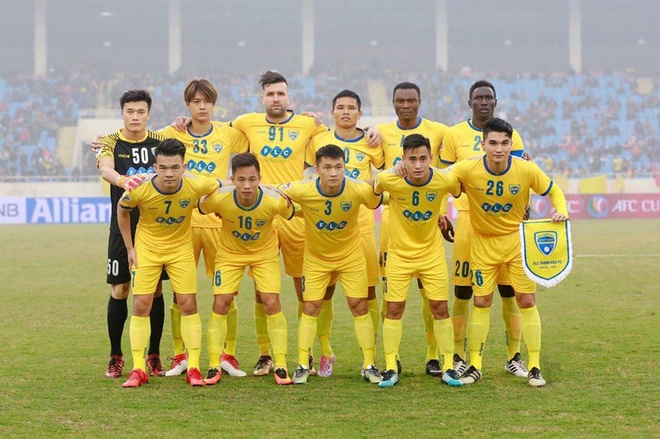 Thanh Hoa AFC Cup anh 1