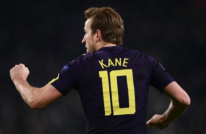 Lua qua Buffon ghi ban, Harry Kane di vao lich su Champions League hinh anh