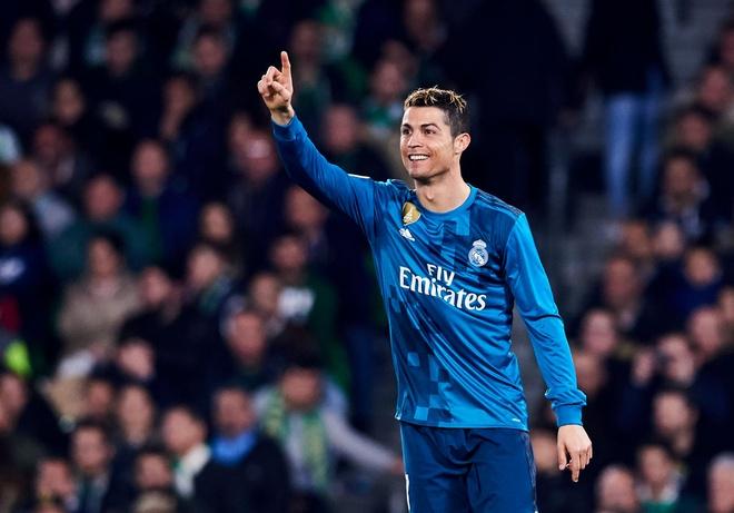 Khoi dau cham nhung Ronaldo da bat kip Messi hinh anh