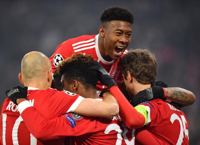 Nghien nat dai dien Tho Nhi Ky, Bayern dat mot chan vao tu ket hinh anh