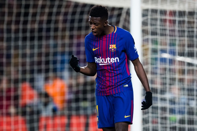 Coutinho ghi sieu pham, Messi lap cu dup giup Barca thang 6-1 hinh anh 7