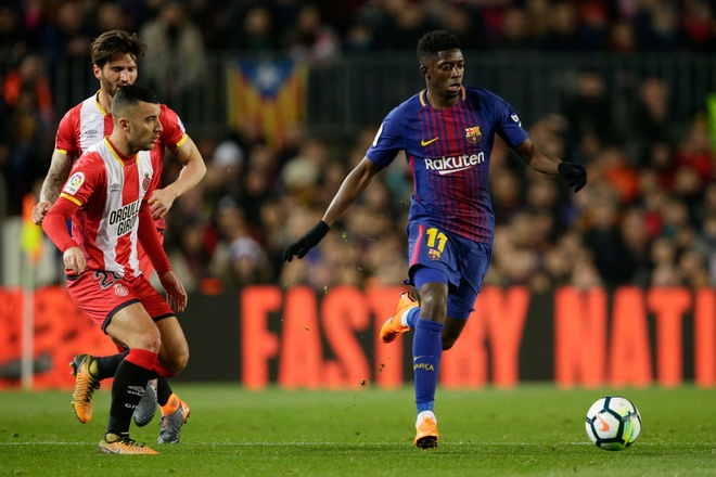 Coutinho ghi sieu pham, Messi lap cu dup giup Barca thang 6-1 hinh anh 4