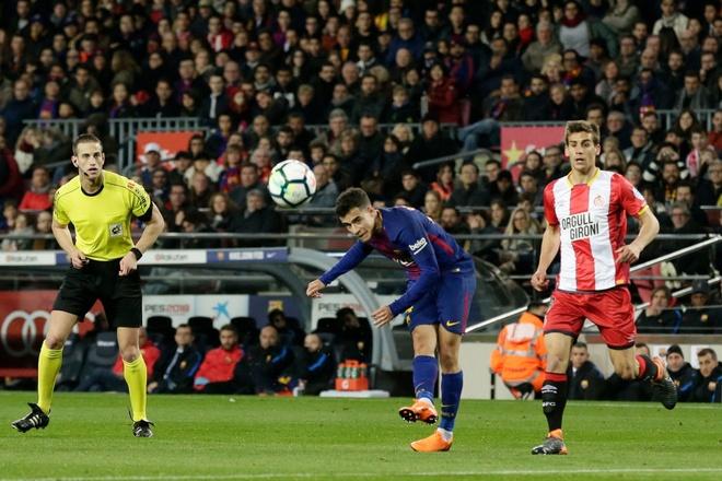 Coutinho ghi sieu pham, Messi lap cu dup giup Barca thang 6-1 hinh anh 8