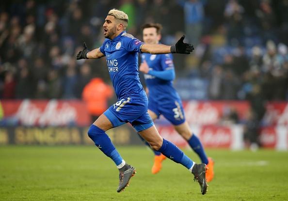 Mahrez giai cuu Leicester bang cu sut hinh qua chuoi o phut 90+7' hinh anh