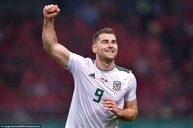 Bale ghi danh lich su bong da xu Wales o vi tri trang trong nhat hinh anh 6
