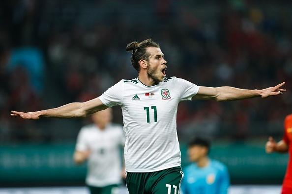 Bale ghi danh lich su bong da xu Wales o vi tri trang trong nhat hinh anh
