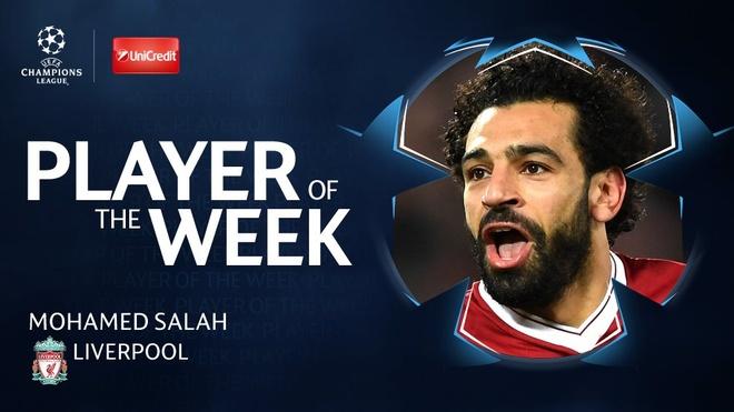 Neu QBV duoc bau qua mang, Salah co the danh bai Ronaldo hinh anh