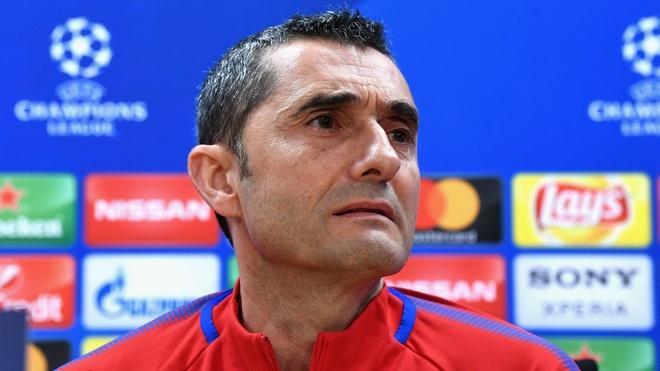 HLV Valverde: 'Chung toi khong do noi AS Roma' hinh anh