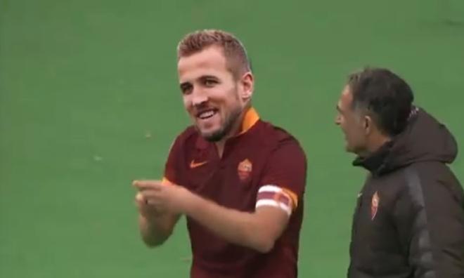 AS Roma gia nhap phong trao che nhao Kane cuop ban thang cua Eriksen hinh anh