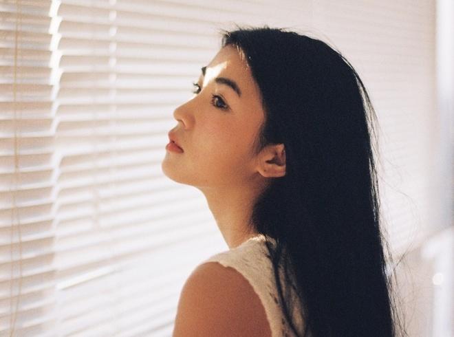Hot girl 9X mang net dep co dien nhu my nhan TVB thap nien 90 hinh anh 9