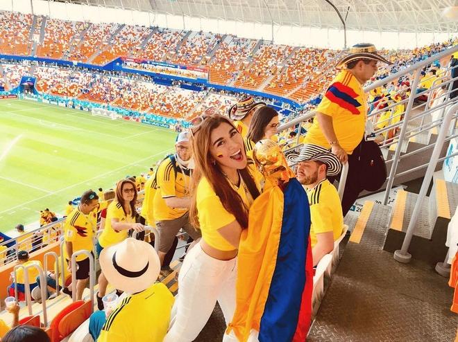 World Cup 2018 la cuoc dua cua loat CDV xinh dep va nong bong hinh anh 7