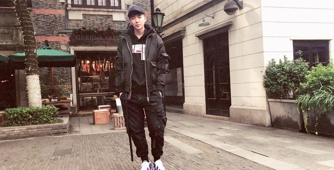 Hot boy hat hay cao 1,87 m tro thanh ngoi sao mang tai Trung Quoc hinh anh 5