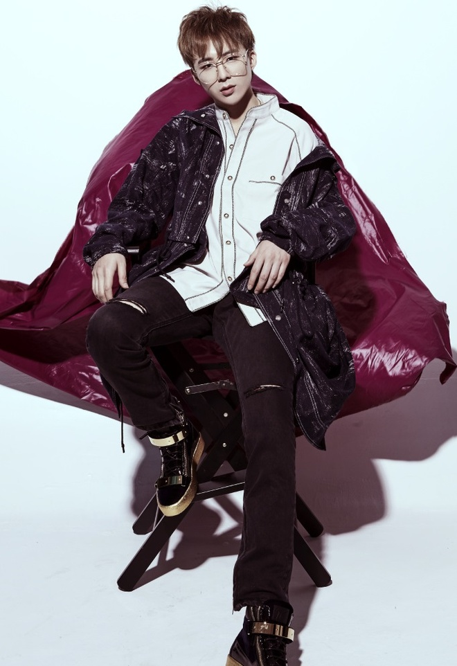 Hot boy hat hay cao 1,87 m tro thanh ngoi sao mang tai Trung Quoc hinh anh 14