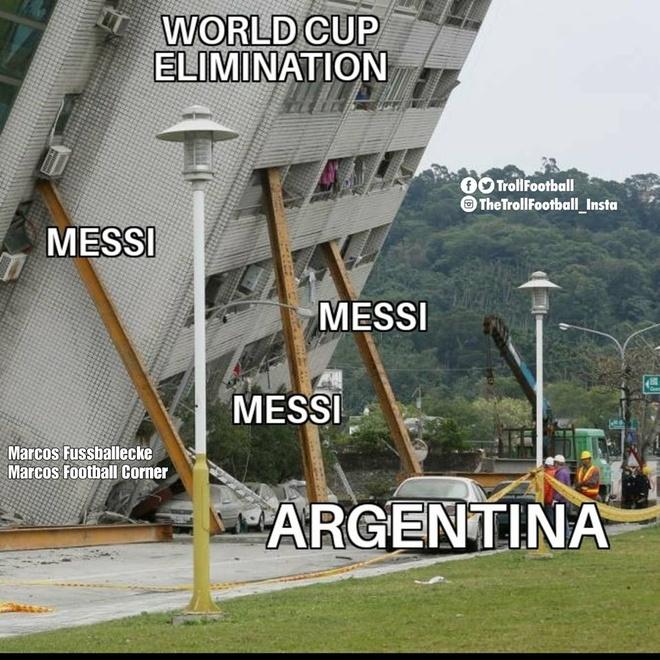 Mang xa hoi tran ngap anh che sau chien thang lich su cua Argentina hinh anh 2