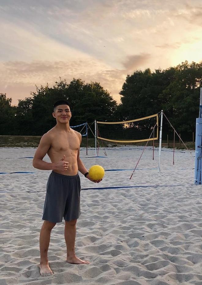 Hot boy Judo Hong Kong cao 1,83 m, than hinh 6 mui hinh anh 4