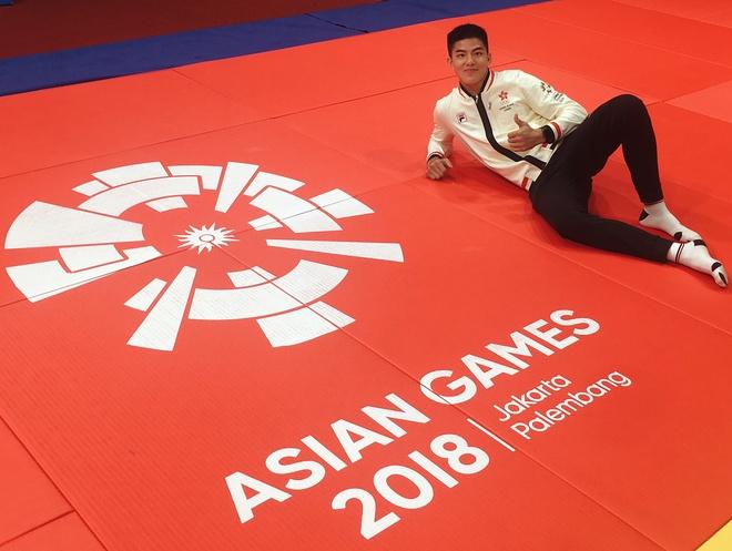 Hot boy Judo Hong Kong cao 1,83 m, than hinh 6 mui hinh anh 2