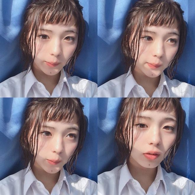 Nam sinh Nhat Ban 'gay bao' mang voi ve ngoai xinh nhu hot girl hinh anh 7